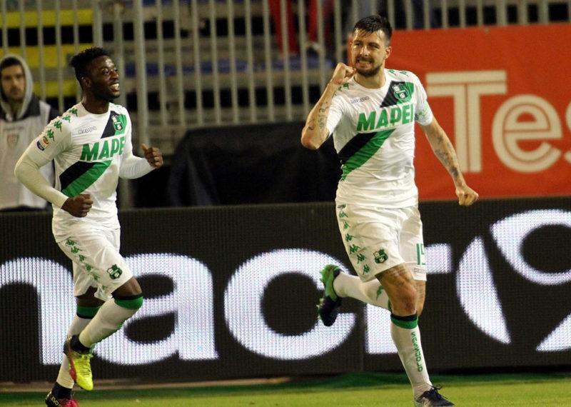 """Sassuolo, Squinzi: """"Leicester? Acerbi è incedibile! Berardi rientra, è il nostro grande acquisto"""""""