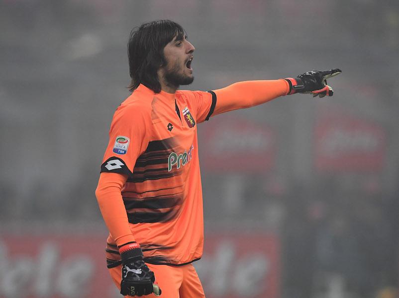 """Genoa, Perin parla già del rientro: """"Sarà una passeggiata di 3-4 mesi"""""""