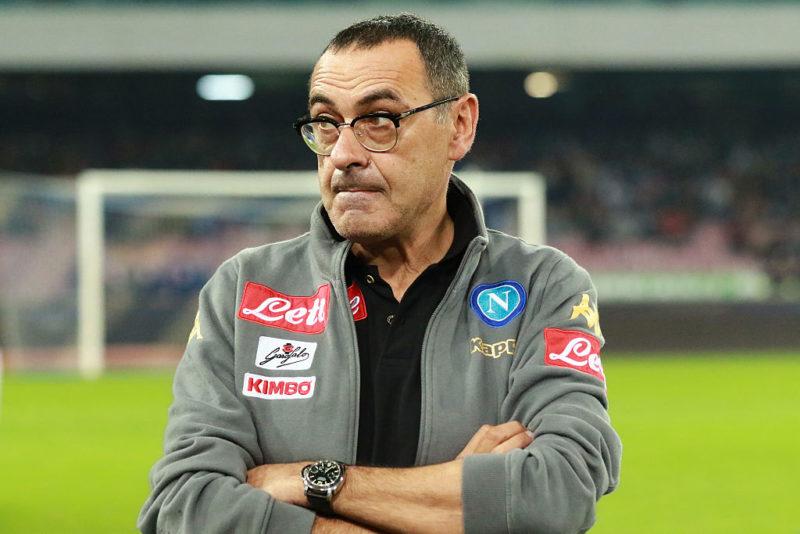Napoli, Sarri sceglie i titolarissimi: un solo dubbio di formazione in vista del Milan