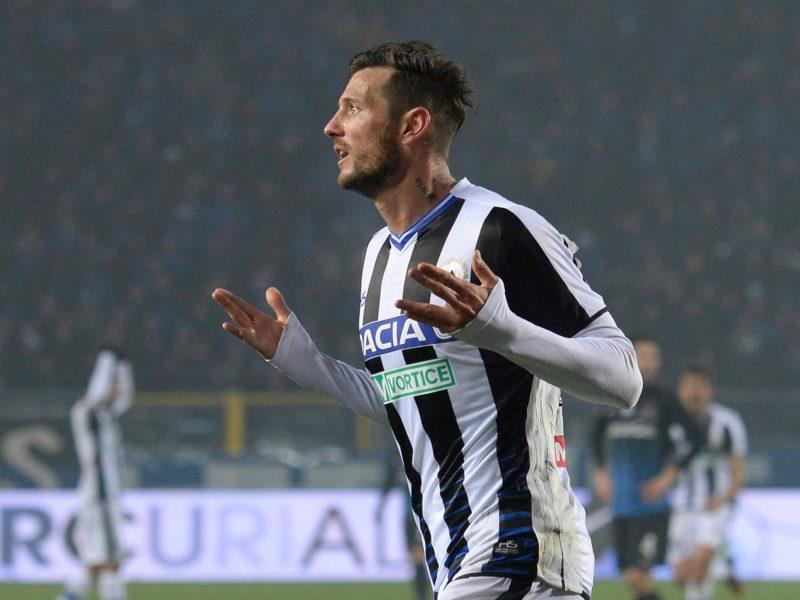 Udinese, stop Felipe: problema muscolare! Novità sul rientro di Thereau