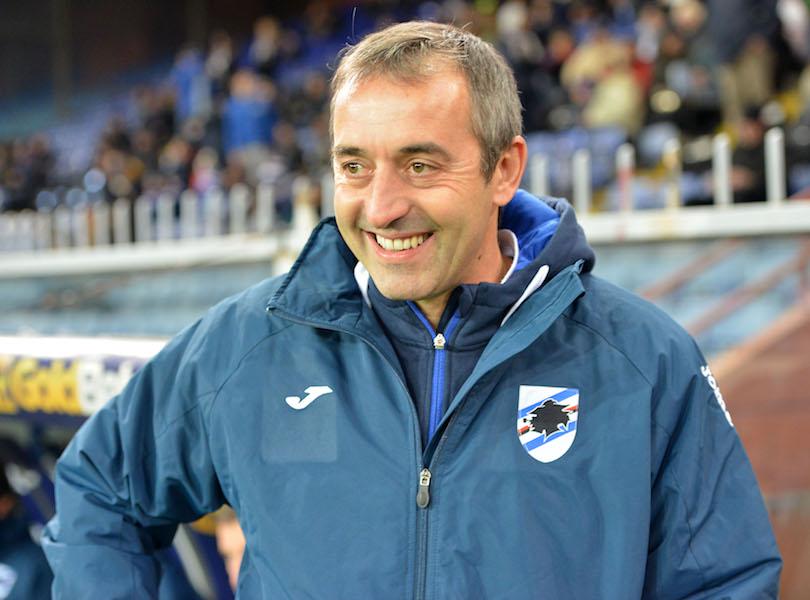 """Samp, Giampaolo: """"Duvan Zapata è disponibile! Strinic invece…"""""""