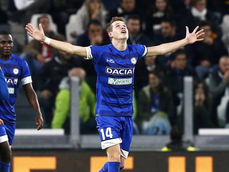 Udinese, Jankto non si ferma più: gol all'esordio in nazionale