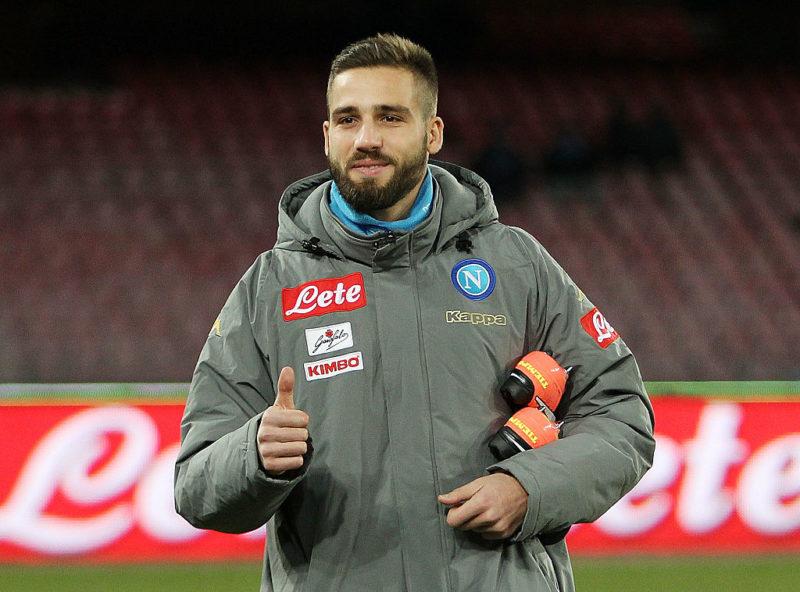 """Napoli, sorpresa di formazione! La Gazzetta: """"Provato Pavoletti in attacco, potrebbe…"""""""