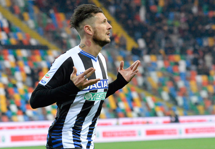 Udinese, dalla sorpresa Balic a Thereau: le ultime per il Crotone