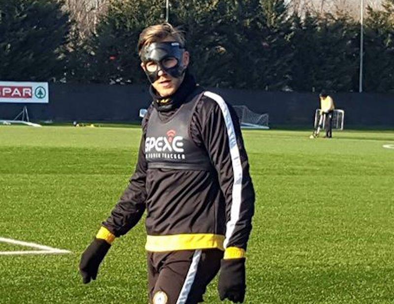 Udinese, Widmer è già mascherato. Ma c'è un grande rischio per la gara con la Roma…