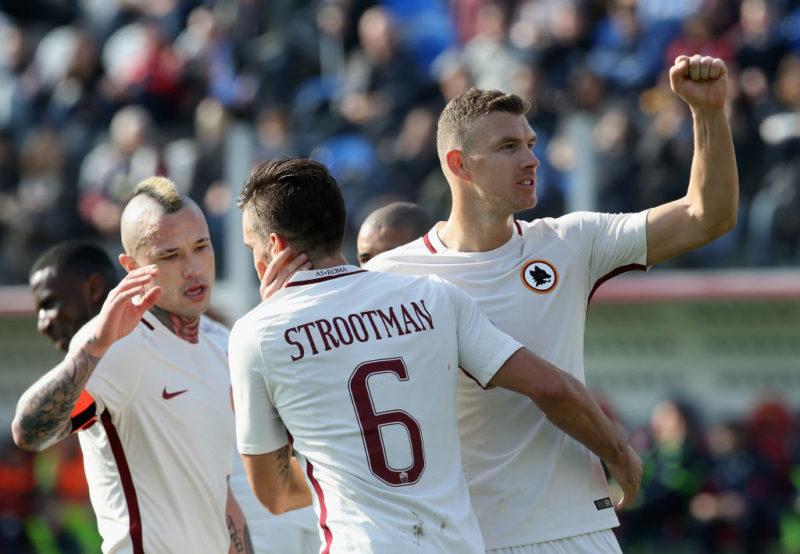 "Roma, Nainggolan svela: ""Mai avuto dubbi su Dzeko. L'anno scorso segnava meno perché…"""