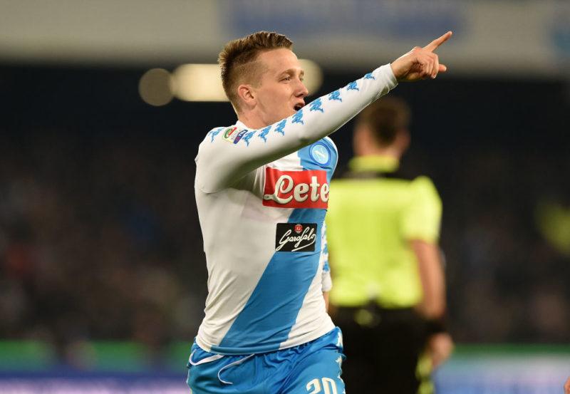Napoli, Sarri ha deciso sulla gestione di Zielinski per le ultime due partite