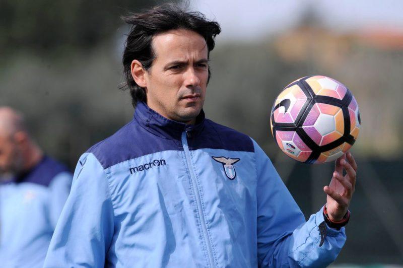 """Inzaghi: """"Felipe Anderson ha un infortunio serio, serve tempo. Milinkovic? Sarà tosta"""""""