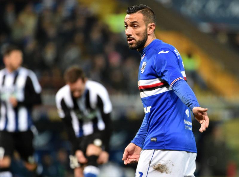 Sampdoria, intervento chirurgico per Dodò. Murru torna in gruppo, Quagliarella…