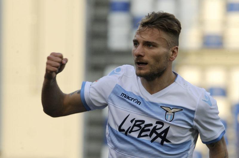 """Lazio, i fanta-indizi di Immobile: """"Ho ricevuto diverse offerte. Il 3-5-2 mi esalta, punto a ripetermi"""""""