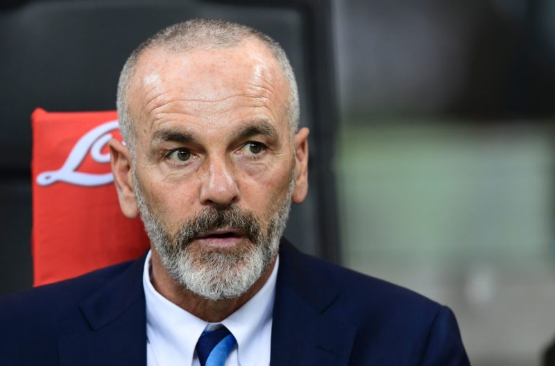 """Fiorentina, Pioli: """"Che colpo Vecino per l'Inter! Chiesa? L'importante è…"""""""
