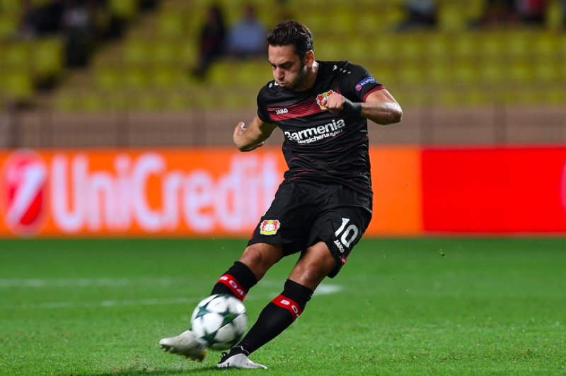 Il ruolo di Calhanoglu, cinque acquisti in campo: ecco il primo Milan della stagione