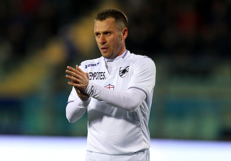"""Cassano a sorpresa: """"Ho ancora un'ipotesi per tornare in Serie A"""""""