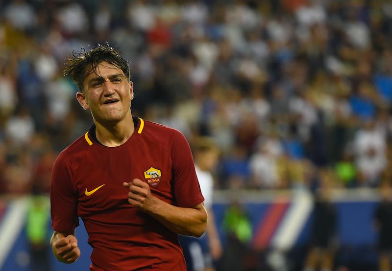 FORMAZIONI UFFICIALI – Roma-Verona: Cengiz Under titolare, fuori Pazzini