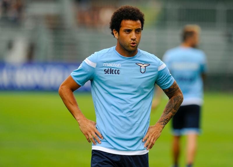 Lazio, allarme Felipe Anderson: l'infortunio non dà tregua, si allungano ancora i tempi di recupero