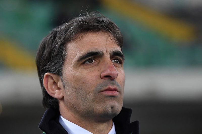"Verona, Pecchia: ""Matos come Aarons: spaccano le squadre. Verde positivo, Kean…"""