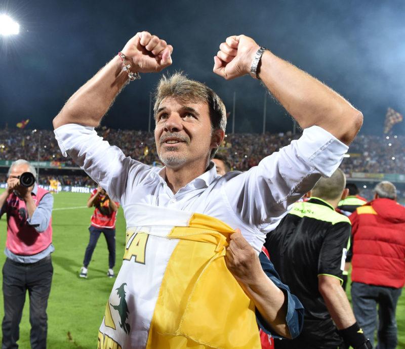 Frosinone, il nuovo allenatore è Baroni: da Ciano a Ciofani, cambiano uomini e modulo