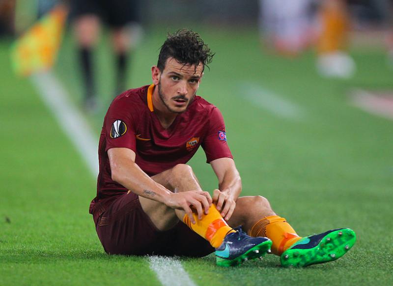"""Sky: """"Roma, la formazione scelta per l'Udinese: out Florenzi, cambio in attacco"""""""