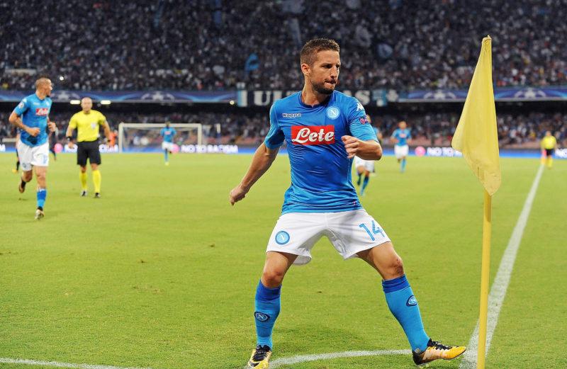 """Napoli, Sarri e l'infortunio di Mertens: """"L'ho fermato io, la scarpa gli dava fastidio! Per il Nizza…"""""""