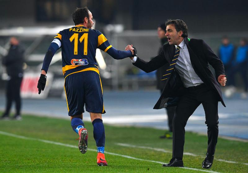 Pazzini torna in gruppo, Bessa e Kean no: così Pecchia cambia la formazione del Verona