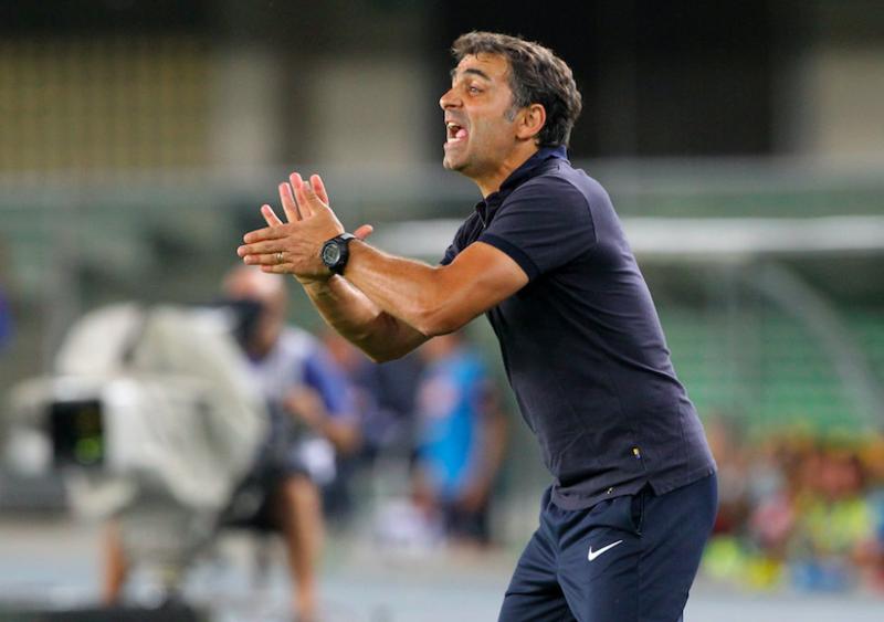 """Verona, Pecchia: """"Pazzini ha un problema, voglio recuperarlo. Kean e Bessa sono out"""""""