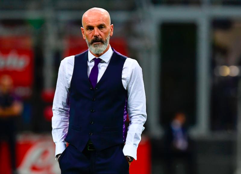 """Fiorentina, Pioli: """"Amo allenare Simeone, vi dico due nomi per il girone di ritorno. Su Chiesa…"""""""