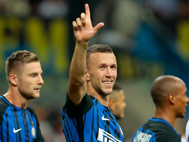 """Inter, Sky: """"Perisic non si allena, lavoro a parte. Contro il Torino…"""""""