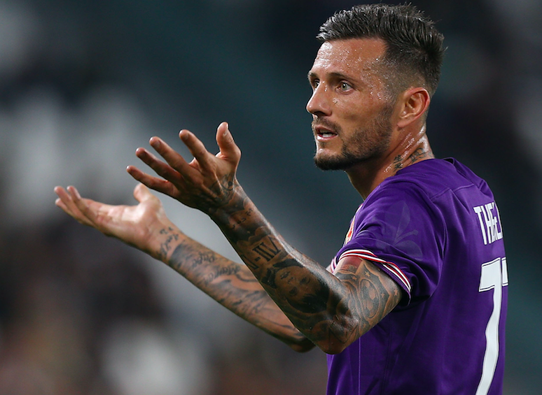 Fiorentina, aspettando Thereau… si ferma Badelj: rischia un lungo stop!