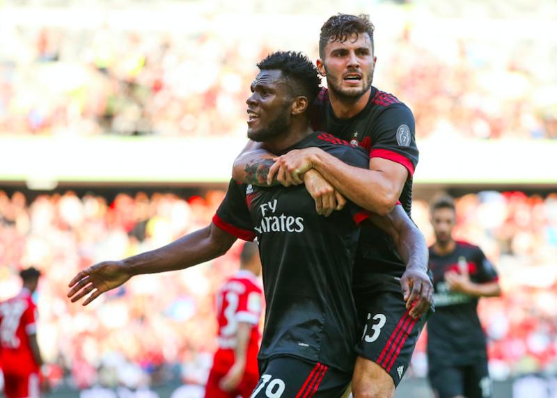 Milan, le scelte di Gattuso: dall'attacco a Kessié, novità Borini, pole Musacchio