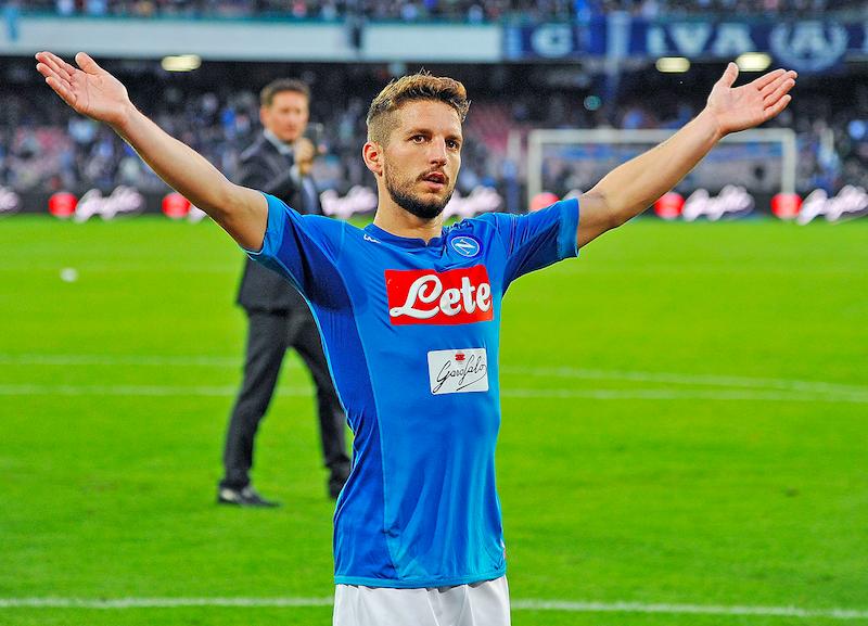"""Mauro: """"Milik titolare perché Mertens è meglio negli ultimi 30 minuti"""""""