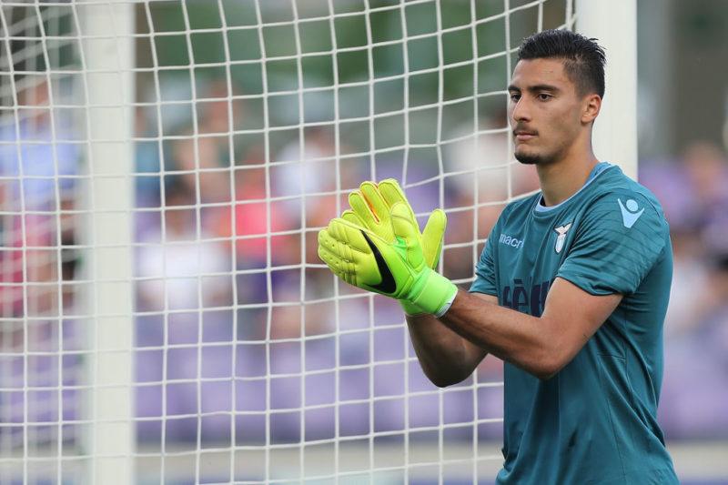 Lazio, l'esito degli accertamenti post-infortunio per Strakosha è positivo