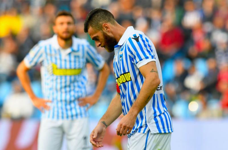 Fuori Viviani e Mattiello, Antenucci non si tocca: formazione pronta per Spal-Juve