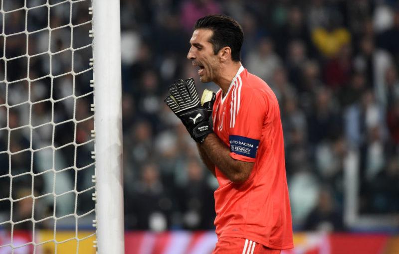 Buffon, l'infortunio al polpaccio è un incubo: può saltare anche il Genoa