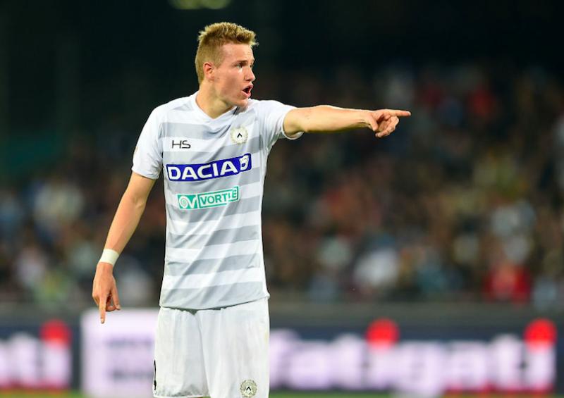 Udinese, novità di formazione: sorpresa Jankto, rischia De Paul