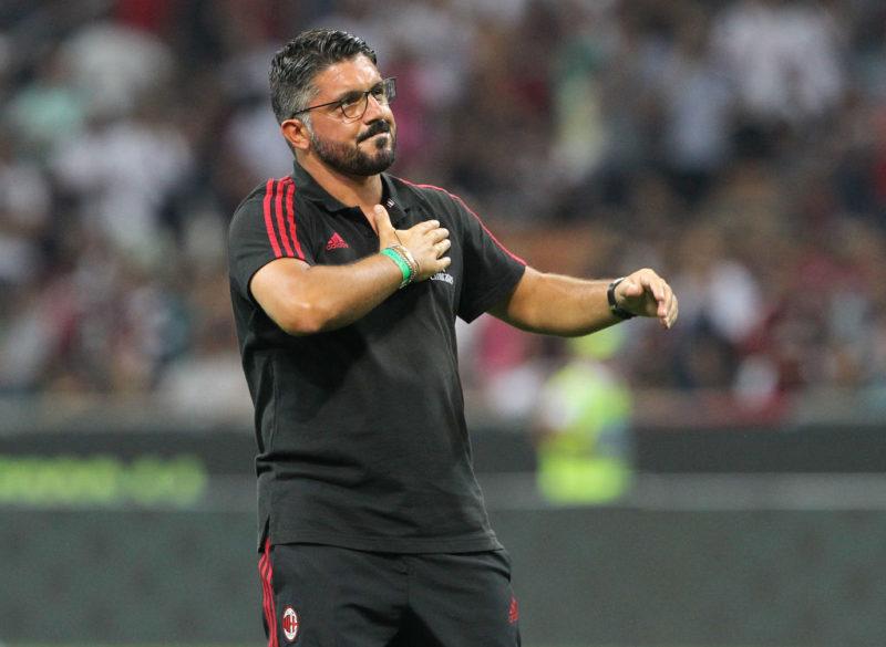 Così cambia il Milan: le scelte di Gattuso, tra 3-4-3 e Bonaventura