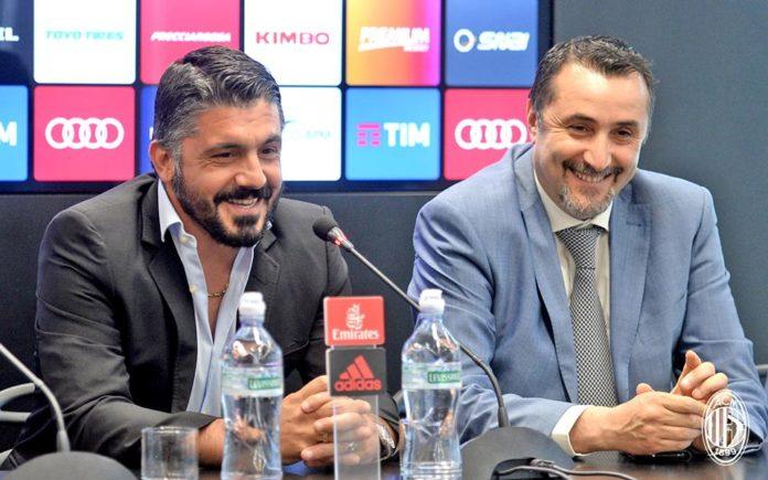 """Milan, il ds Mirabelli: """"Non cederemo i migliori. E sugli acquisti bloccati dall'Uefa…"""""""