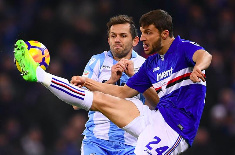 Sampdoria, emergenza terzini: stop per Bereszynski e Murru