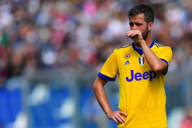 Juve, brutte notizie sull'infortunio di Pjanic… anche per il Napoli