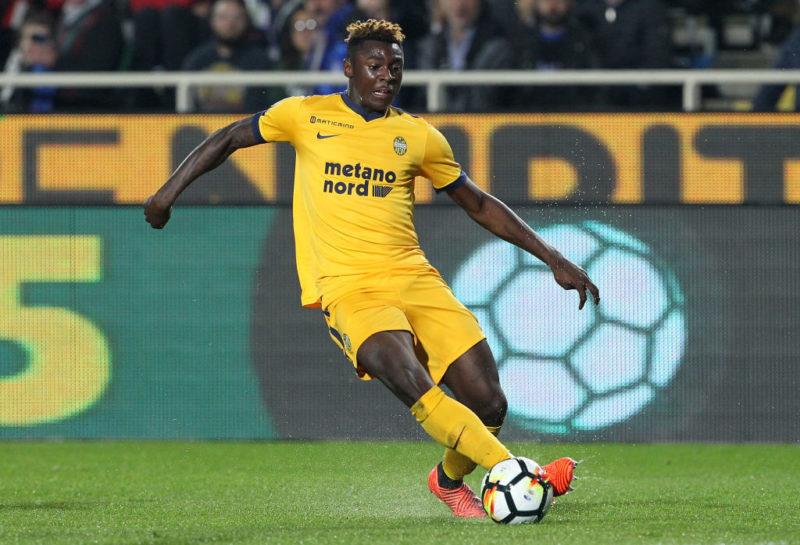 Verona, infortunio per Kean: salta il derby per un problema all'adduttore