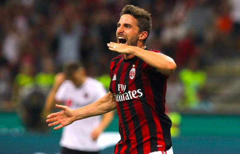 Torino-Milan, le formazioni ufficiali: novità Borini in attacco, c'è Ljajic, gioca Abate