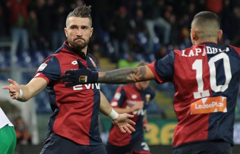 Genoa, la formazione senza Taarabt: scalpita Omeonga, sale Galabinov