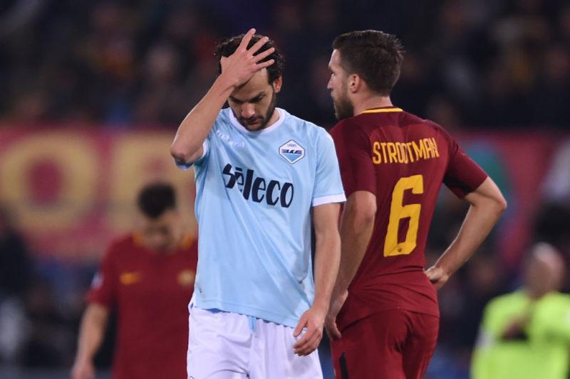 """Lazio, Parolo è sotto choc: """"Siamo stati dei polli, non siamo una squadra da questi traguardi"""""""