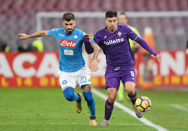 Napoli, si ferma Hysaj: febbre per il terzino! Non si allena, con la Lazio…