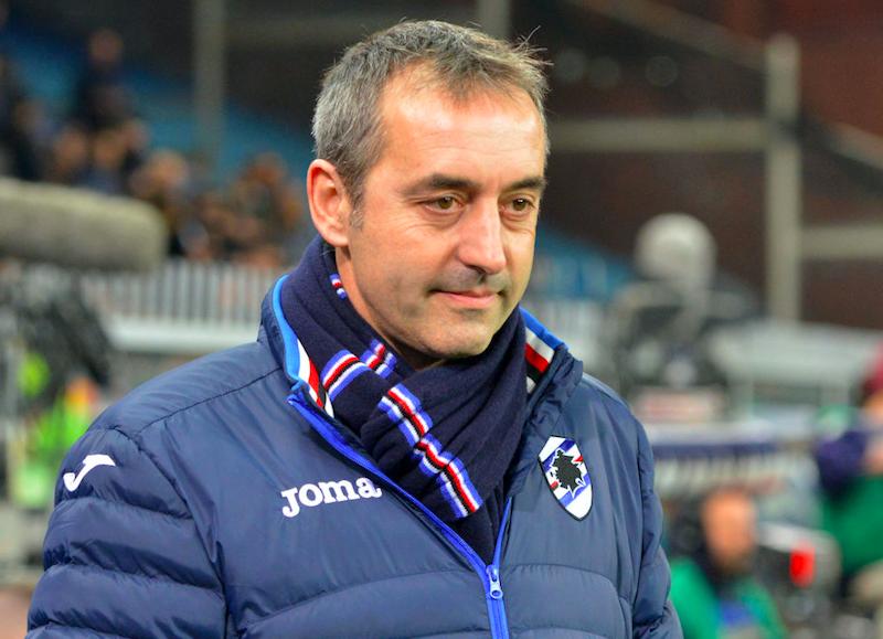 """Giampaolo: """"Recuperato Duvan Zapata! Sorpresa Praet: torna prima. Strinic…"""""""