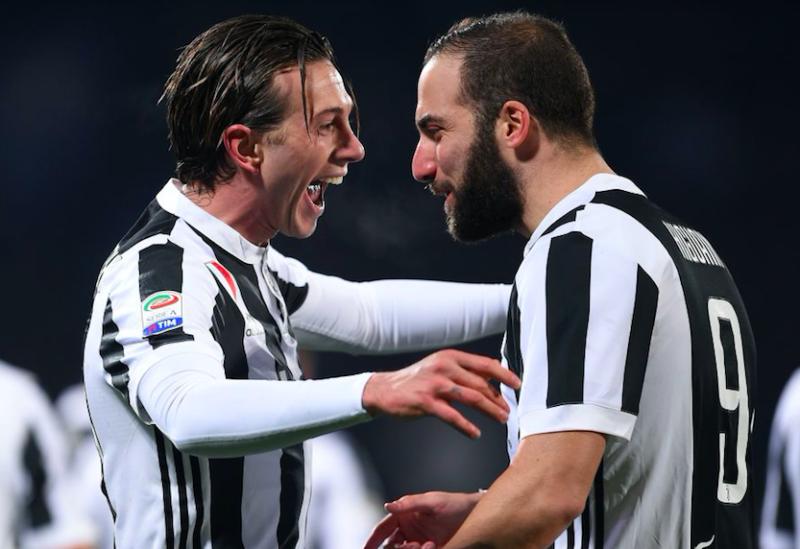 Juve, da De Sciglio a Bernardeschi: chi gioca e chi riposa contro il Tottenham