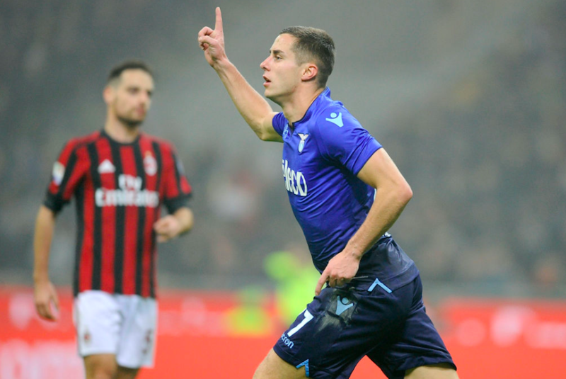 Lazio, dal dubbio in difesa a Marusic e Luis Alberto: la formazione provata oggi