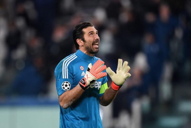 Buffon, la verità sulla panchina nel derby. E la decisione per Juve-Atalanta è già presa