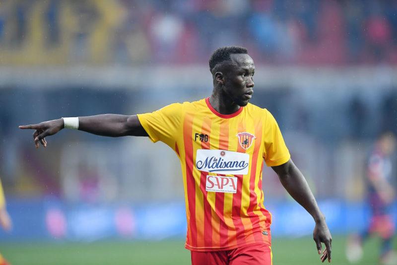 Il Benevento perde Sagna: le ultime sul suo infortunio
