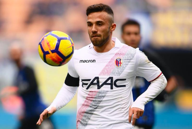 Crotone-Bologna, le formazioni ufficiali: Stoian mezzala, gioca Di Francesco