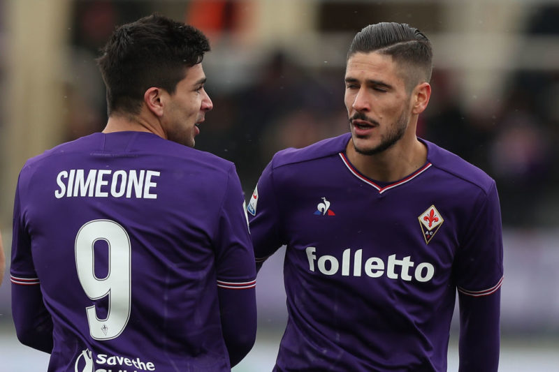 Fiorentina, torna Thereau e Pioli sceglie il 3-5-2: da Hugo a Saponara, la probabile formazione